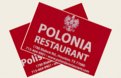Polonia Restaurant Gift Cards
